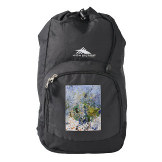 The majestic Himalayas Backpack