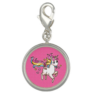 The Majestic Llamacorn Charms