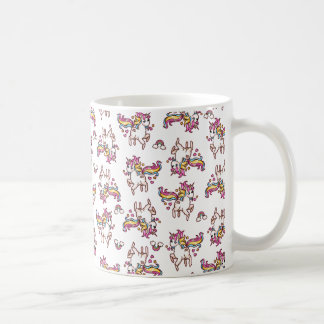 The Majestic Llamacorn Coffee Mug