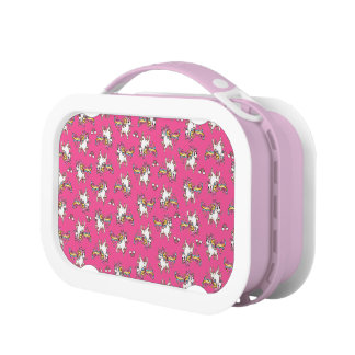 The Majestic Llamacorn Lunch Box