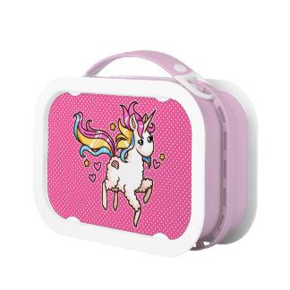 The Majestic Llamacorn Lunch Box