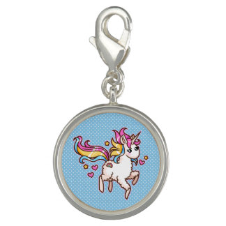 The Majestic Llamacorn Photo Charms