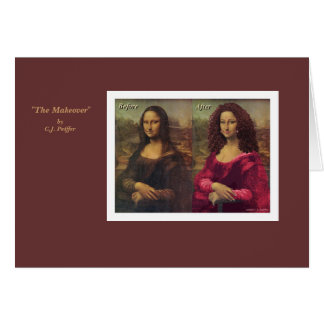 'The Makeover' Card