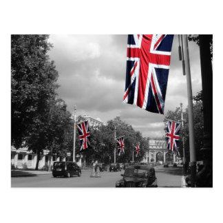 The Mall, London Postcard