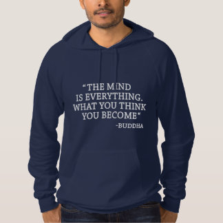 The Man Is Everything Hoodie