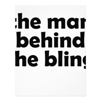 the man letterhead