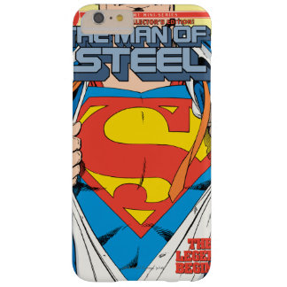The Man of Steel #1 Collector's Edition Barely There iPhone 6 Plus Case