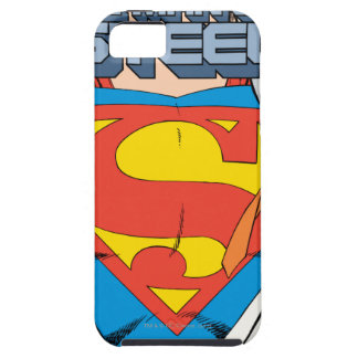 The Man of Steel #1 Collector's Edition iPhone 5 Cover