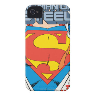 The Man of Steel #1 Collector's Edition Case-Mate iPhone 4 Cases