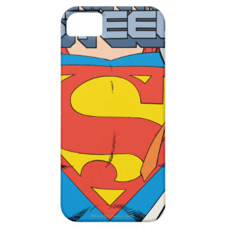 The Man of Steel #1 Collector's Edition Case For The iPhone 5