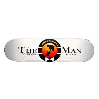 THE MAN SKATEBOARD 1974