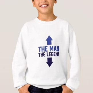 The Man The Legend Sweatshirt