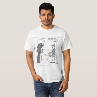 The man who cheated death T-Shirt