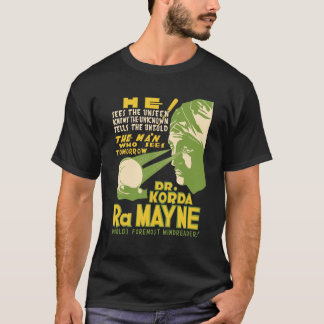 The Man Who Sees Tomorrow T-Shirt