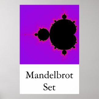 The Mandelbrot Set (Full) Poster