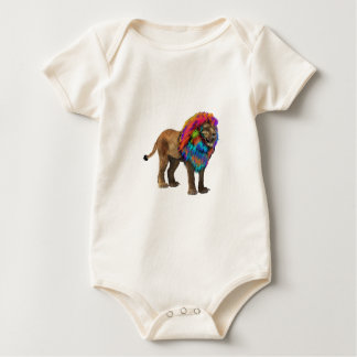 The Mane Event Baby Bodysuit
