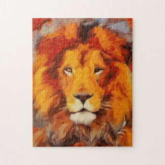 The Mane Event Jigsaw Puzzle