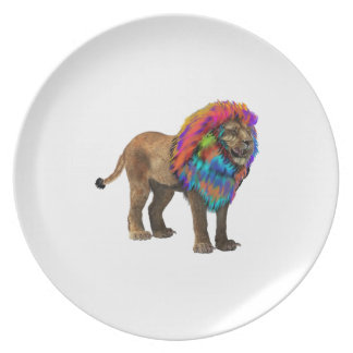 The Mane Event Plate