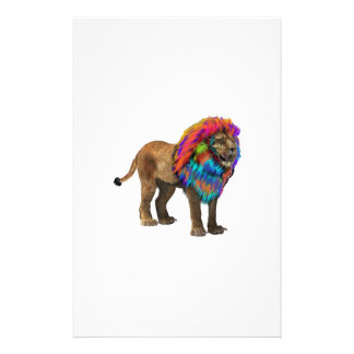 The Mane Event Stationery