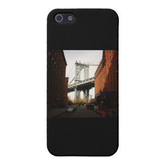 The Manhattan Bridge, A Street View Case For iPhone 5/5S