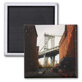 The Manhattan Bridge, A Street View Magnet