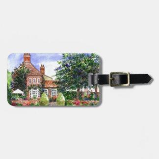 The Manor House, Heslington, York Luggage Tag