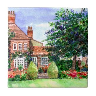 The Manor House, Heslington, York Tile