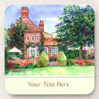 The Manor House, York Drink Coasters