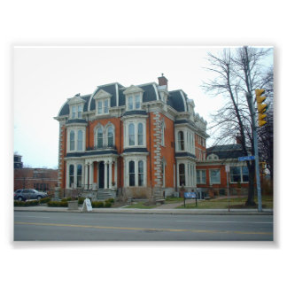 The Mansion on Delaware Avenue in Buffalo NY Photo Print
