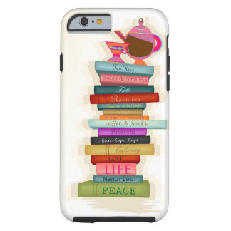 The Many Books of Life Tough iPhone 6 Case