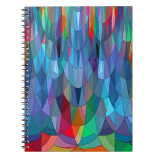 The Many Colors of a Mermaid.... Notebook