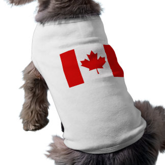 The Maple Leaf flag of Canada Shirt