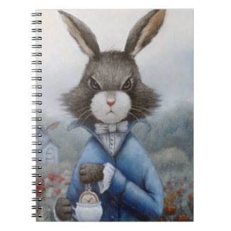 The March Hare Notebook
