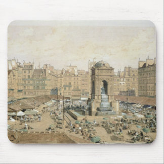The Marche aux Innocents Mouse Pad