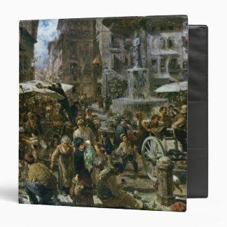 The Market of Verona Binder