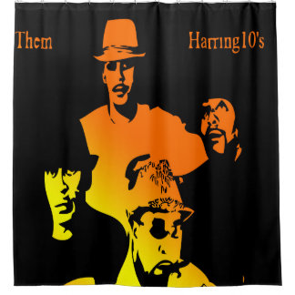The Marqui 11 Harrington Shower Curtain Collection