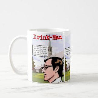 """The Marriage of Drink-Man"" Coffee Mug"