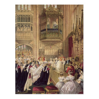 The Marriage of Edward VII Postcard