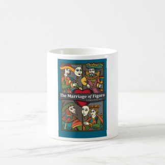 The Marriage of Figaro, Opera Coffee Mug