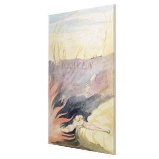 The Marriage of Heaven and Hell Gallery Wrap Canvas