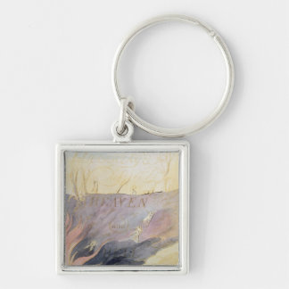 The Marriage of Heaven and Hell Key Chain