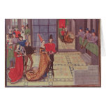 The Marriage of Renaud de Montauban and Greeting Cards