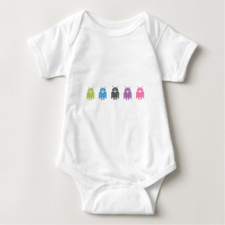The MARtian Family of Products Baby Bodysuit