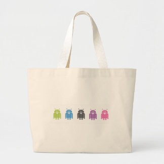 The MARtian Family of Products Large Tote Bag