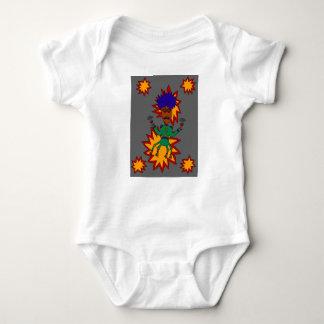 The Martian Jazz Man Baby Bodysuit