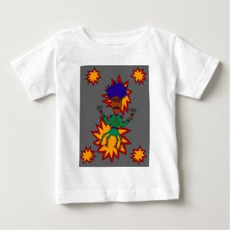 The Martian Jazz Man Baby T-Shirt