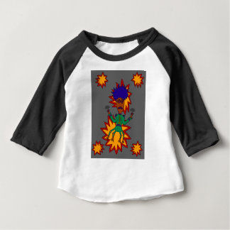 The Martian Jazz Man Baby T-Shirt