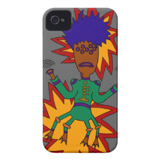 The Martian Jazz Man Case-Mate iPhone 4 Case