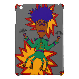 The Martian Jazz Man iPad Mini Covers