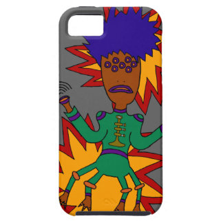The Martian Jazz Man iPhone 5 Cover